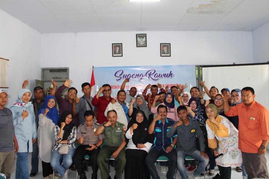 Image : KKM Randu Tirta terima kunjungan Study Banding Pamsimas Grobogan Jawa Tengah